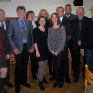 Ortsverein Altenessen Vorstand